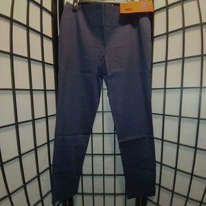 Tracy Negoshian Navy Blue ankle Pants size 10